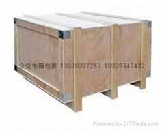 龙岗木箱厂家木箱包装供应众佳您放心的选择