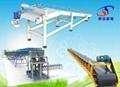 Belt Conveyor for Dry Powder