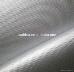 300D sliver coating polyester oxford fabric
