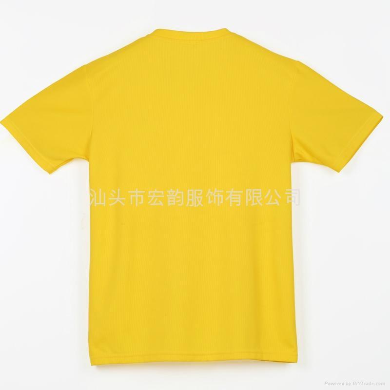 潮州制服 广告衫定做 2