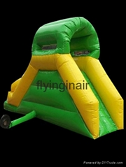 Simple Inflatable Slide for Children