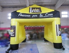 8m Vendor Inflatable Advertising Stand for Promotion