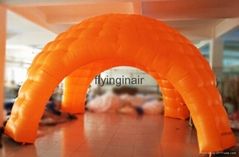 5m Advertising Inflatable Tent for Advertisement and Promotion