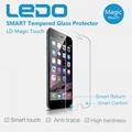 Ledo Magic finger smart tempered glass screen protector new in world 3