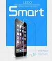 Smart tempered glass screen protector