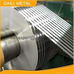 slitting aluminum strip