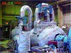 供應火電行業汽輪機可拆卸式保溫套
