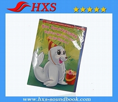 Shenzhen Supplier Customized Music Greeting Card Manufacturer