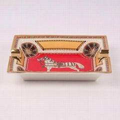唐山高档 骨瓷大烟缸礼品餐具