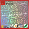BOPP/PET Holographic Thermal Lamination Film 1