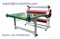 PB-1350A flatbed laminator