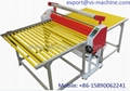 PB-1350B flatbed laminator for glass for metal 1