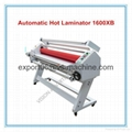 Automatic Hot Laminator with Trimmer 1600XB 1