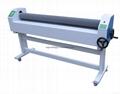 Manual temperature laminating machine