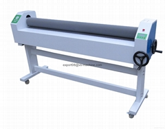 Manual temperature laminating machine