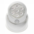 7 LED sensor light infrared Wireless