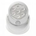 7 LED sensor light infrared Wireless
