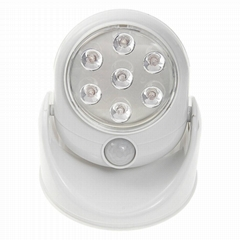 7 LED sensor light infra