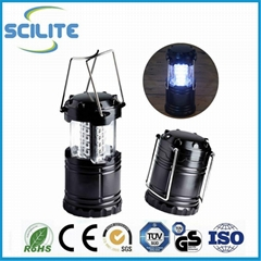 Collapsible Lanterns for Home Garden Camping Lights 30 LED camping light