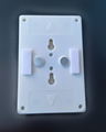 Battery powered SUper bright COB night light switch with magnetic wall lamp 5