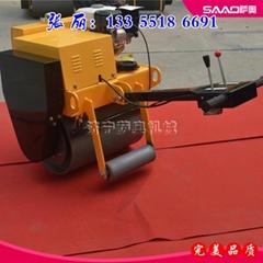 石家莊壓實力強勁的手扶單輪壓路機