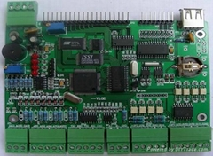 電子產品pcba生產開發,工業控制板代工代料3d打印機