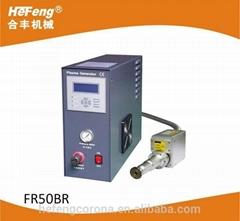 Low Power Corona Plasma  Surface Treatment For Automotive Industry