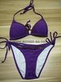 Hot Selling Ladies String Bikini Push Up