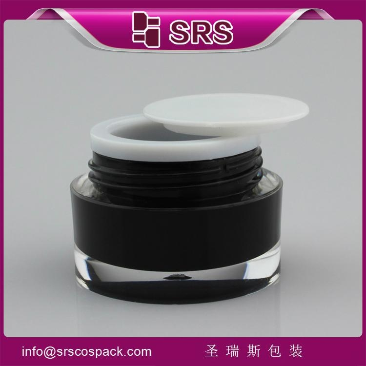 China 2014 New Wholesale Sale High Quality mini acrylic jar J021-5g for the nail 4