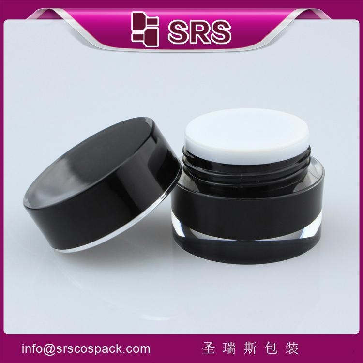 China 2014 New Wholesale Sale High Quality mini acrylic jar J021-5g for the nail 3