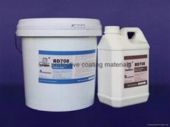 anti wear corrosive resistant impact resistant coating