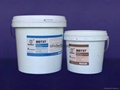 high temperature anti abrasion corrosion resistant coating
