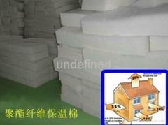 廠家供應聚酯纖維屋頂保溫隔熱棉