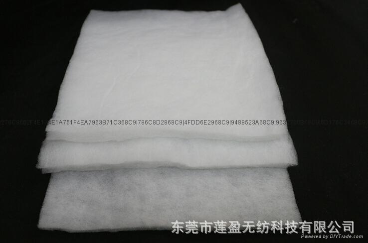 服装被芯填充洗水棉 5