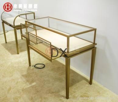 glass jewelry showcase, display counter,showcase 1