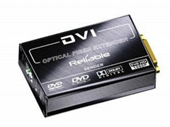 DVE-6741 Series SFPx1 UHD DVI Fiber Optic Extender