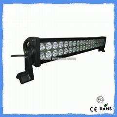 CE, RoHS ip67 approve truck light bar 120w 12000 led light bars for trucks