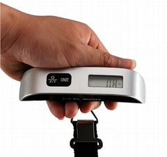 Hot sale in Ebay 50kg/10g Electronic LCD Display Scale Digital Fish Hanging Lugg