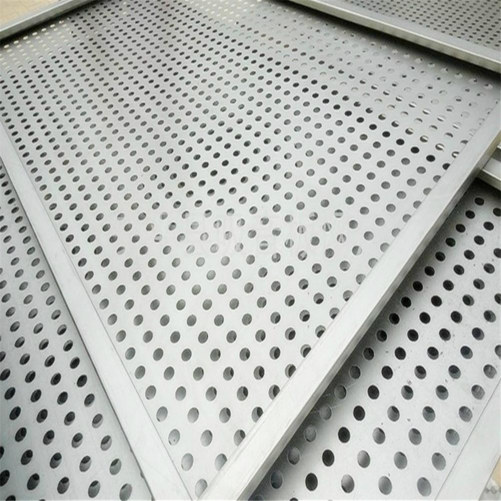 Hot Sell Factory Price Perforated Metal Mesh