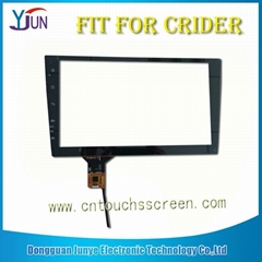 touch screen fit for cride10.1 inch navigation