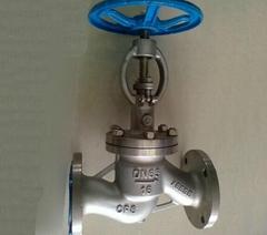 CF8/CF8M globe valve