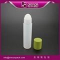 SRS PACKAGING plastic cosmetic 1 oz roll-on perfume bottle 3