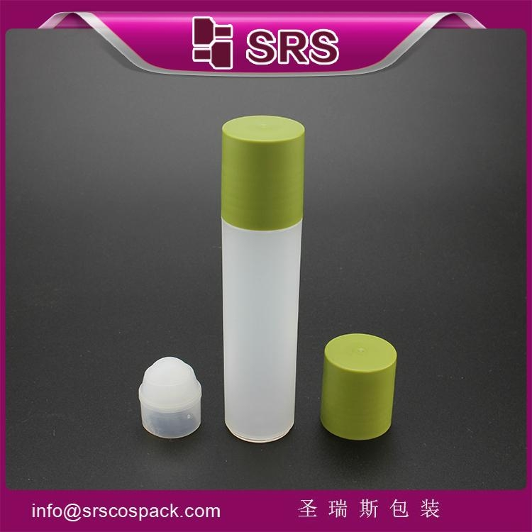 SRS PACKAGING plastic cosmetic 1 oz roll-on perfume bottle 5