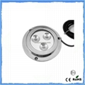 6 PCS Cree LEDs Waterproof Underwater