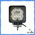 Outside Camping 27W LED Off Road Light