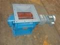 星型卸料器的工作原理和用途操作