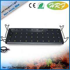 LED aquarium light waterproof  fish tank light coral growth light IP65