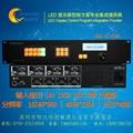 LED視頻拼接處理信號切換器全