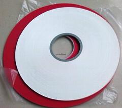 廠家直銷紅白美光膠帶電容電阻編帶膠帶