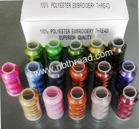 120D/2 Polyester 3000-5000M/cone